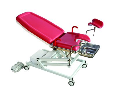 OPERATING DELIVERY BED