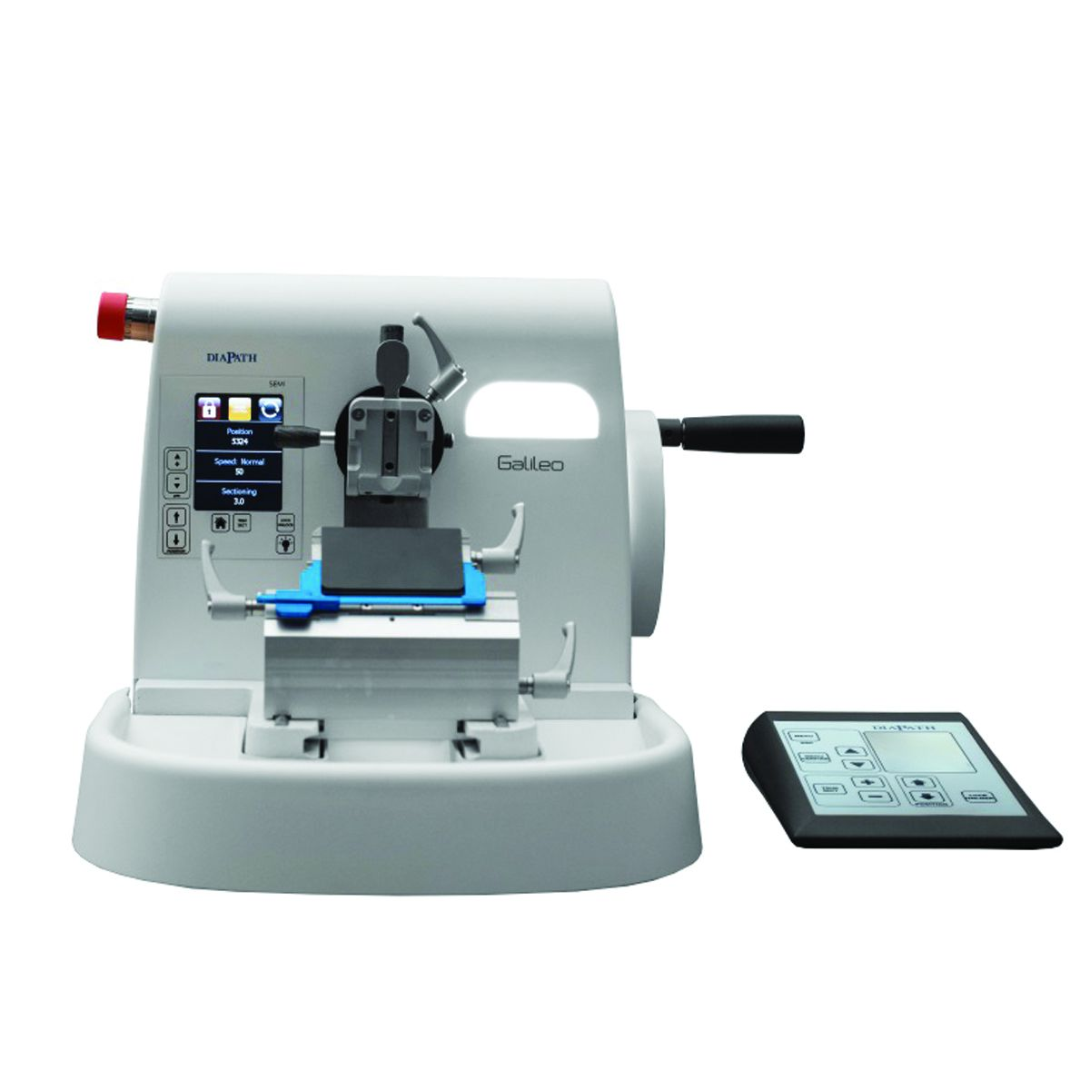 Semi-automatic rotary