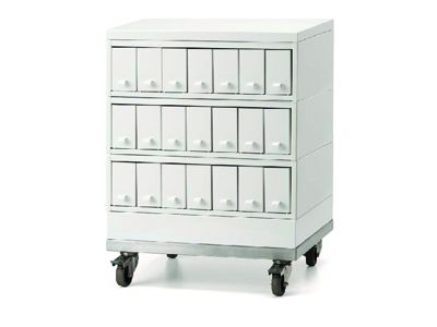 Filing cabinet, 7 drawers
