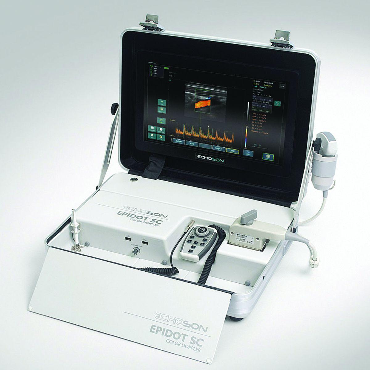 EPIDOT SC -portable, Color
