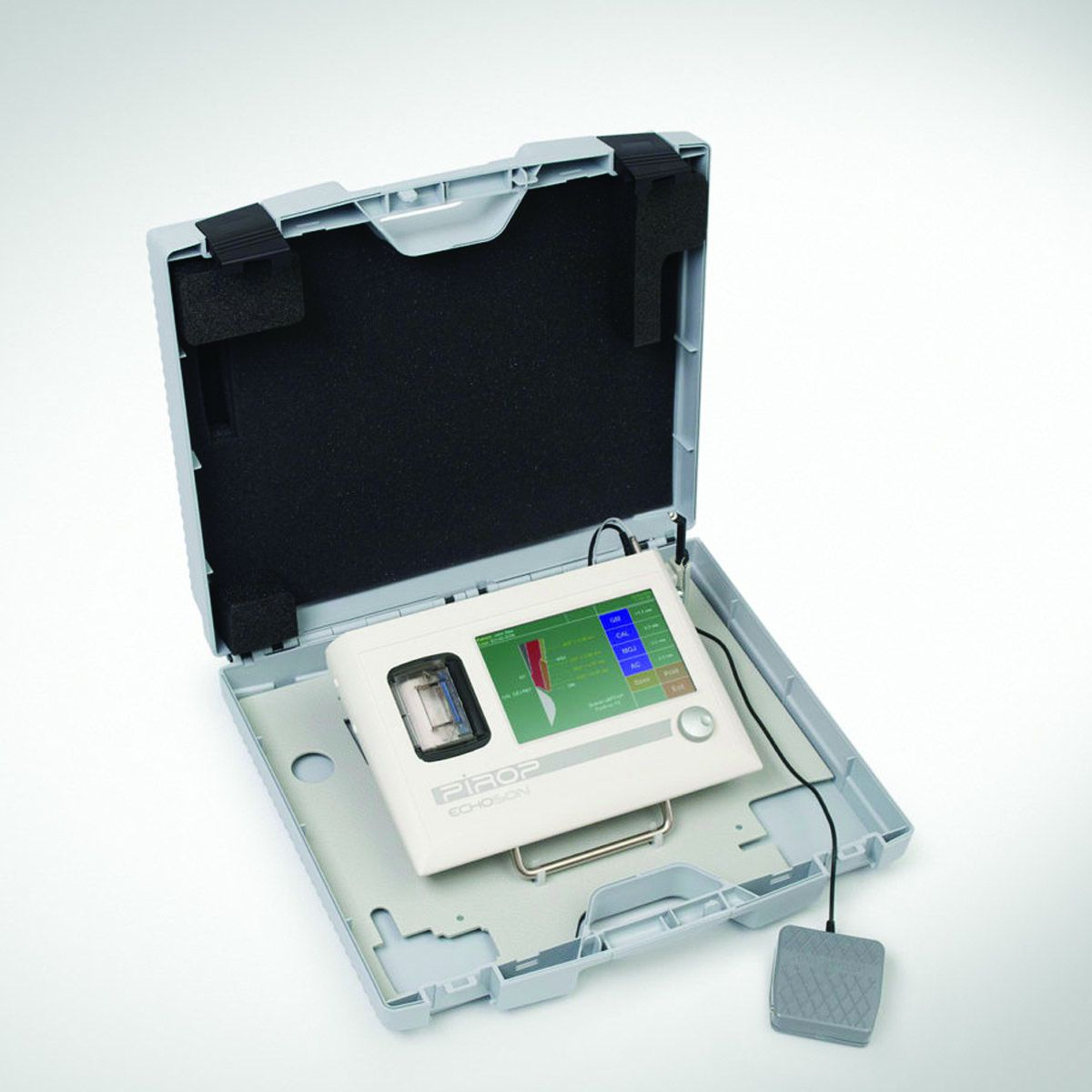 PIROP Biometric scanner